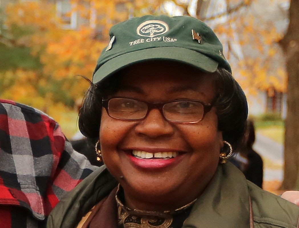 Lori Hayes, Director of Urban Forestry