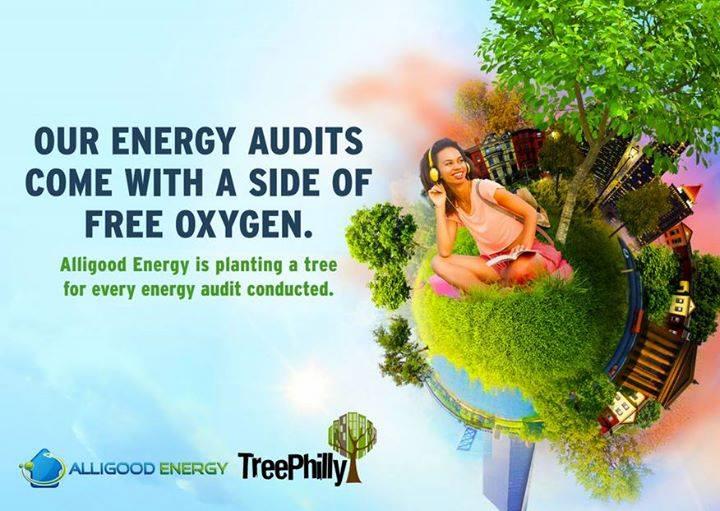 Alligood Energy and TreePhilly