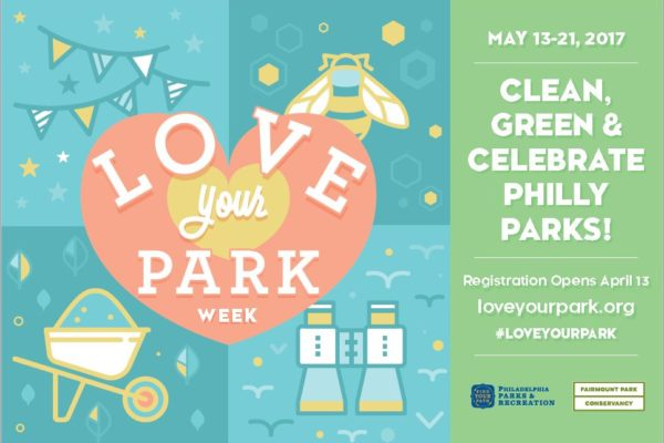 LOVE Your Park Week